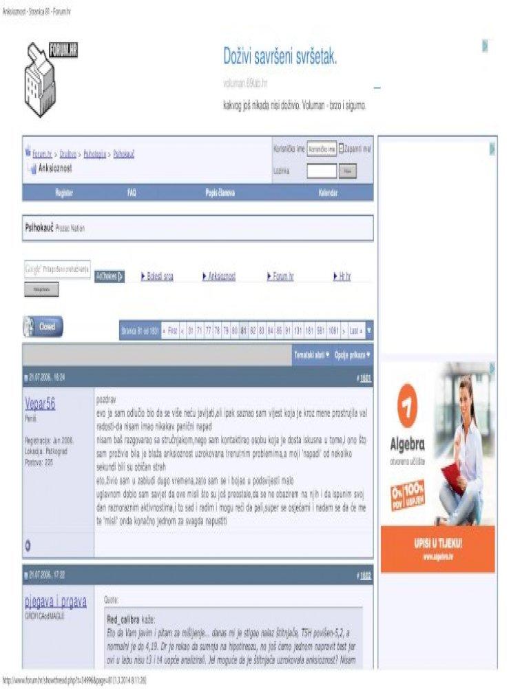 hipertenzija forume)